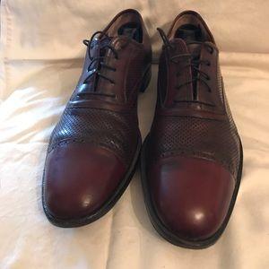 Ferragamo brown size 11 C dress shoes